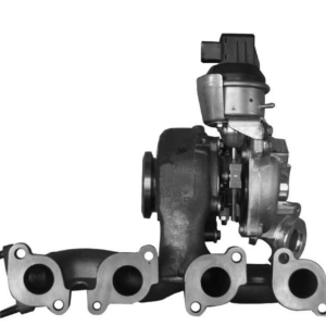 Turbosuflanta noua BORG WARNER BV43 pentru Audi 2.0 Tdi 140 cp
